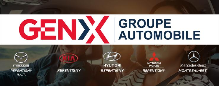 À propos de GenX Groupe Automobile