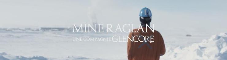 Ambiance de travail de la Mine Raglan